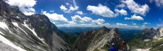 DachsteinKlettersteige-panorama