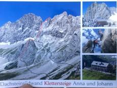 DachsteinKlettersteige-pohlednice